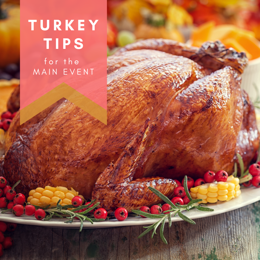 Make Your Turkey The Talk Of The Table