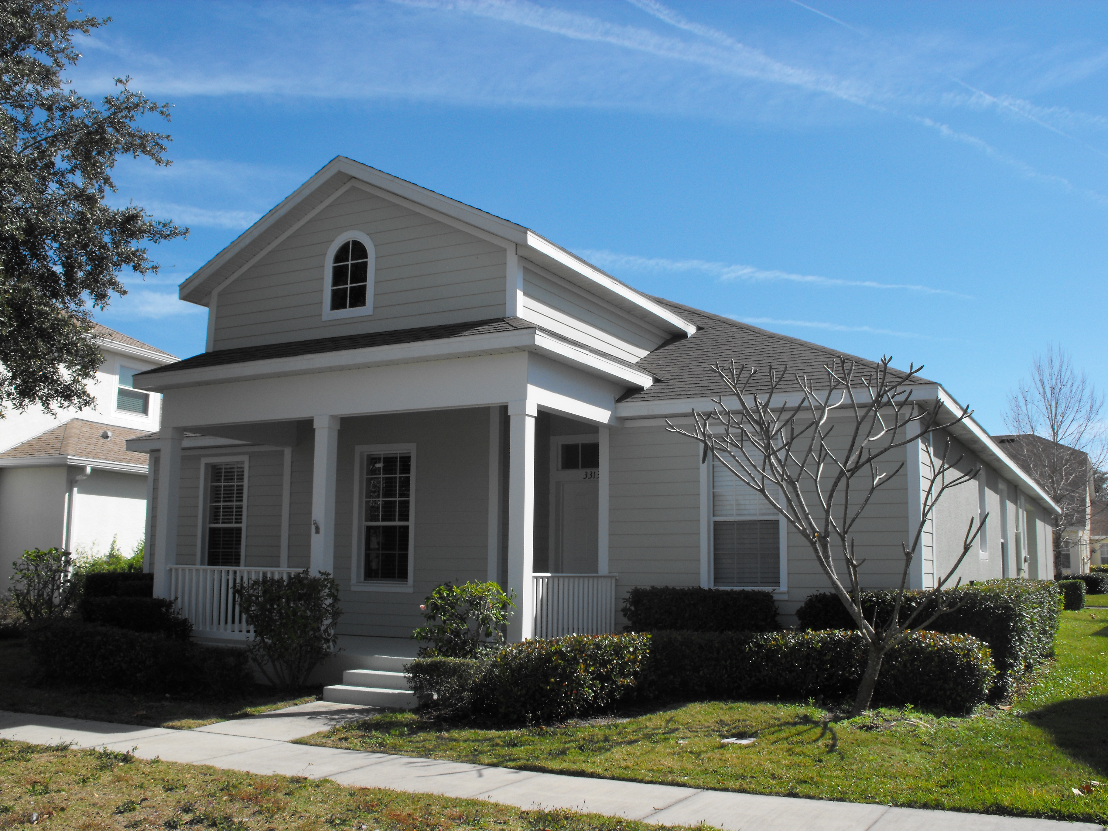This 4/3 home on Harmony is about to become 1 couple's first dream home