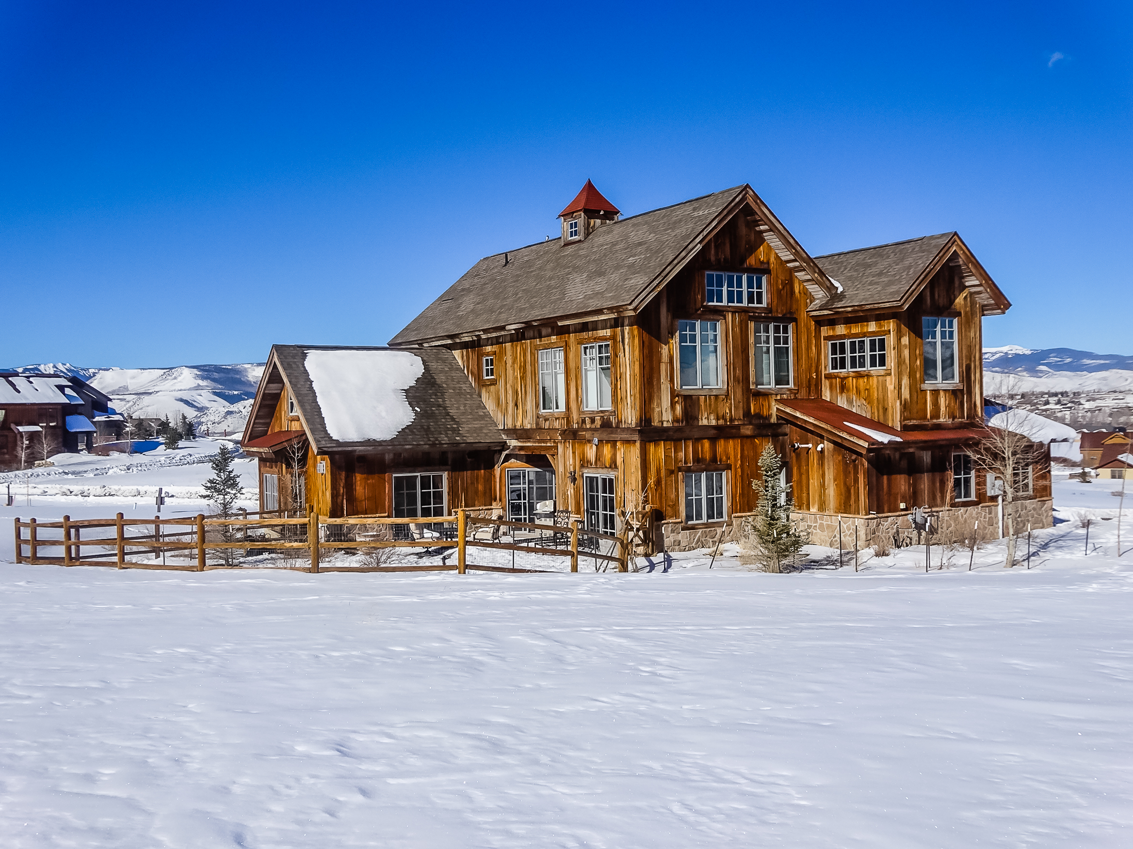 720 Saddle Ridge Granby Colorado