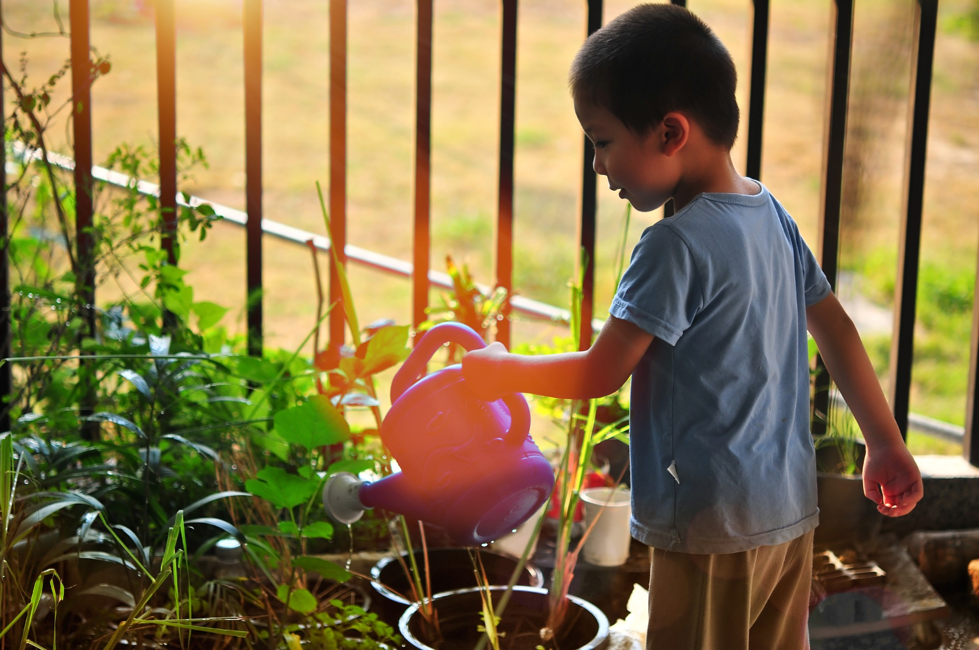 Join in the FREE gardening fun this weekend!