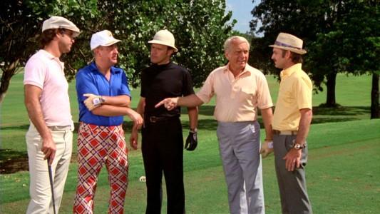 Spokane Golfing