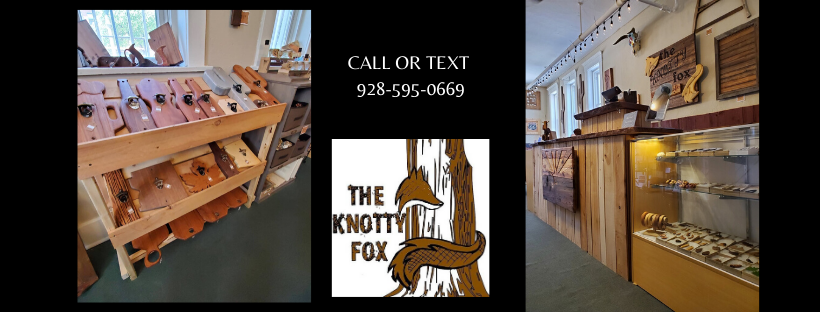 The Knotty Fox Workshop