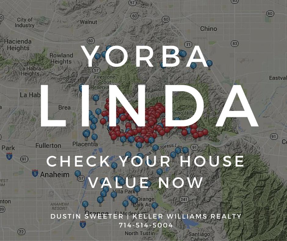 Yorba Linda House Values