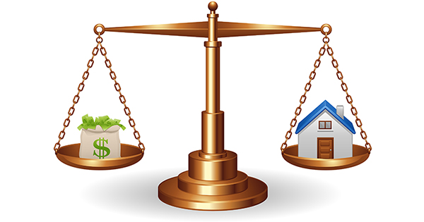 The cost of owning a homre
