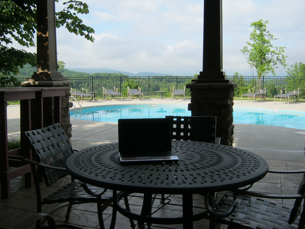 Starview Heights Club House Pool