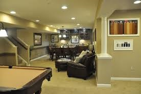 finished basements West Chester