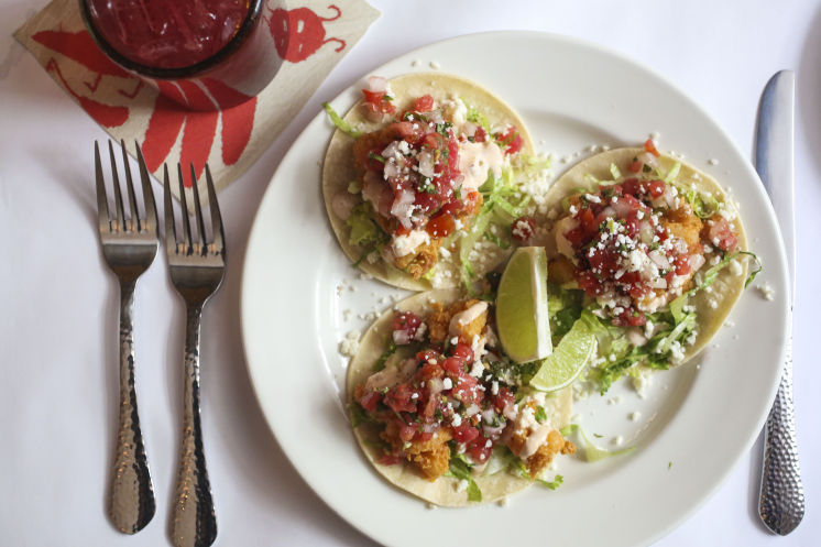 Besito Shrimp Tacos
