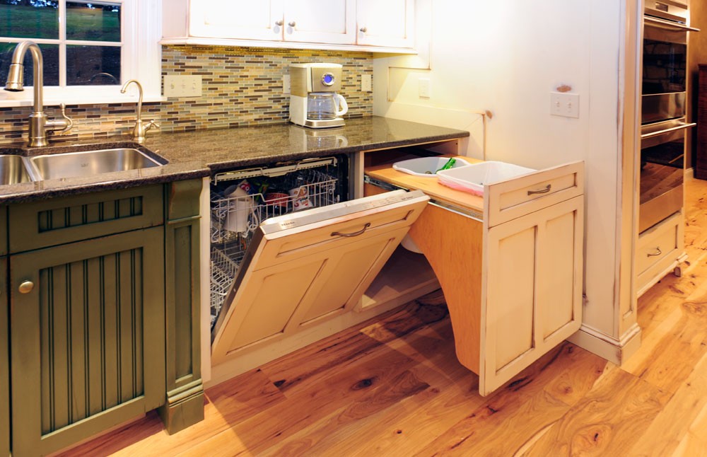 Hidden Appliances
