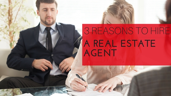 hire a charlotte real estate agent