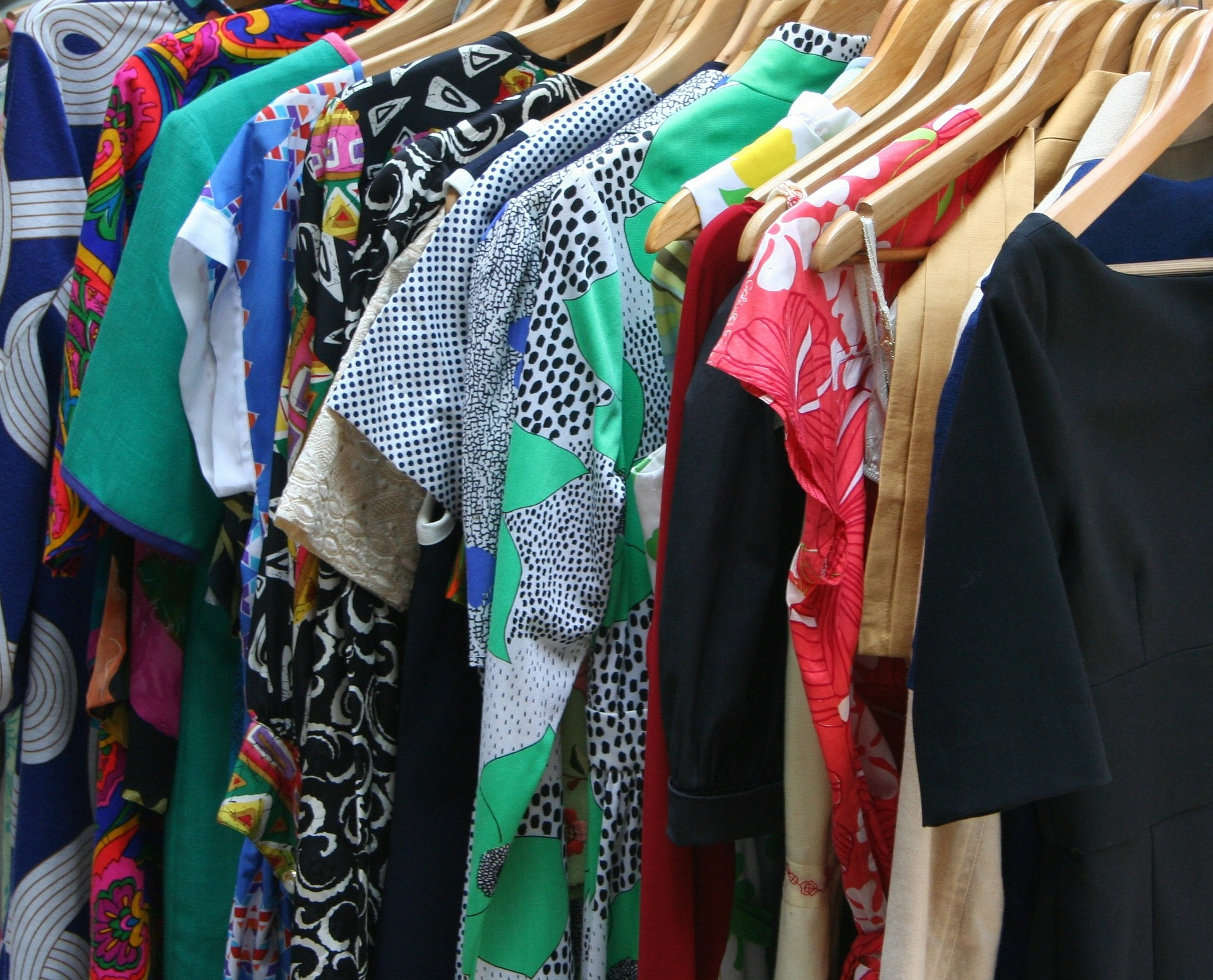 It's Spring! Time to clean out your bedroom closet!