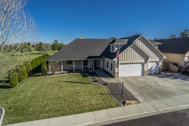 Mountain Views Golf Course Home in Boise