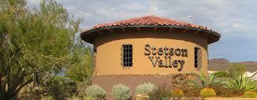 Stetson Valley, Phoenix Arizona