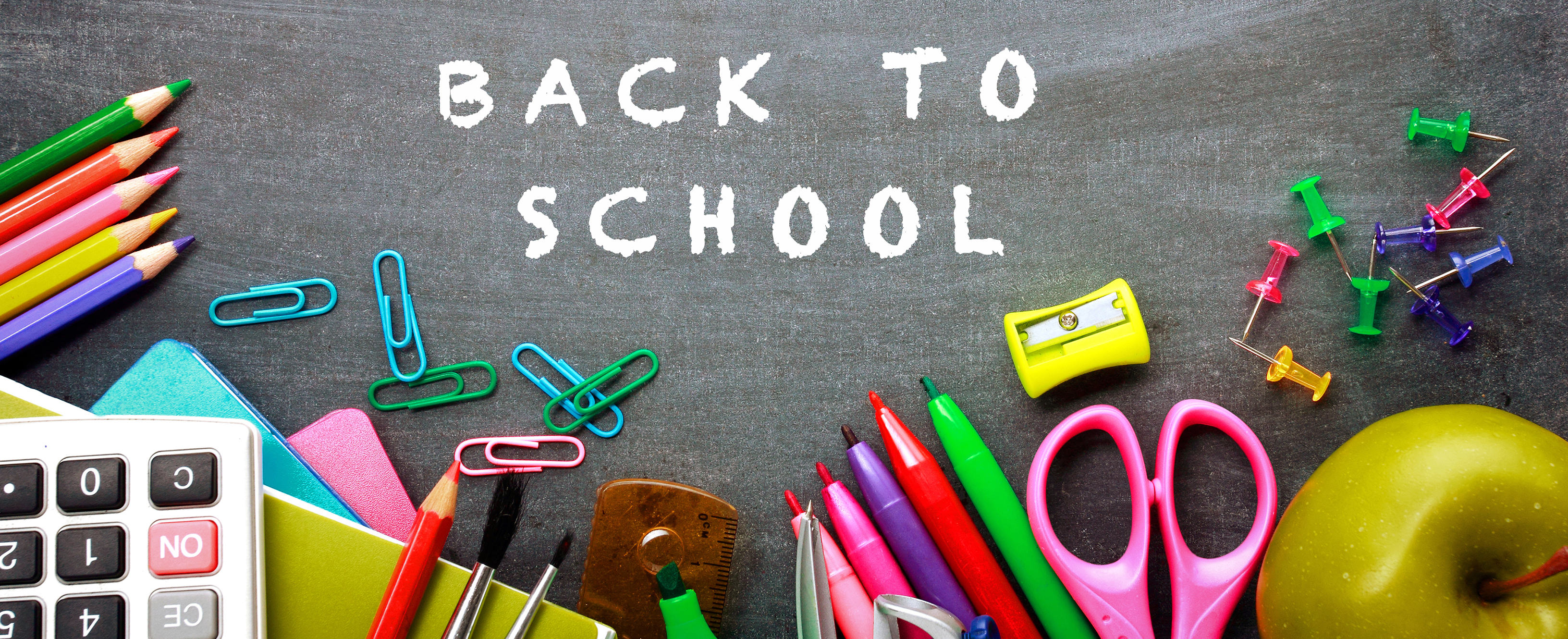 Back to School Time!