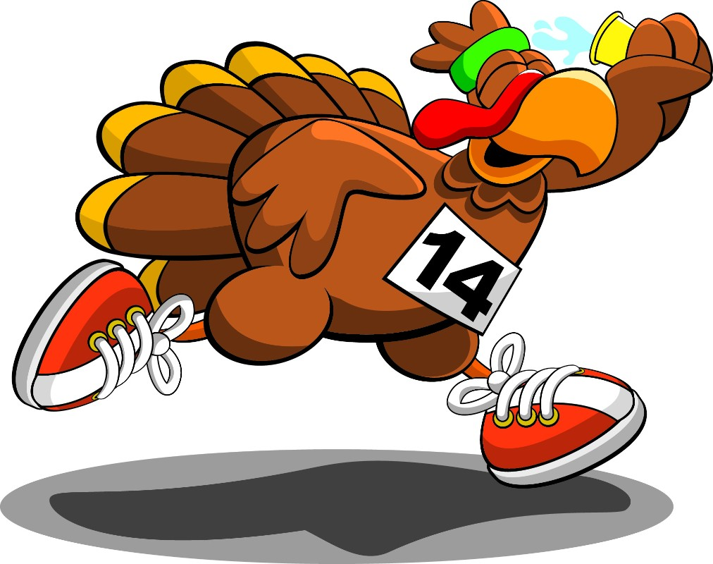 Take on one of these local Turkey Trots this Thanksgiving!