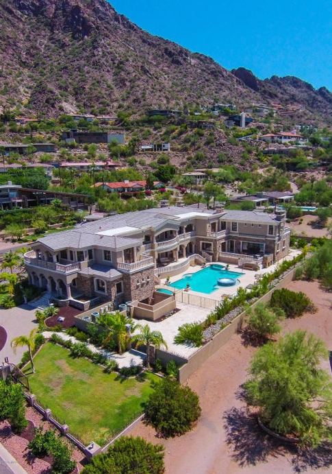 most expensive phoenix homes