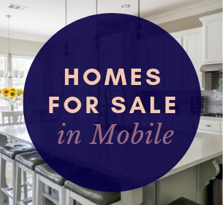 homes for sale mobile al