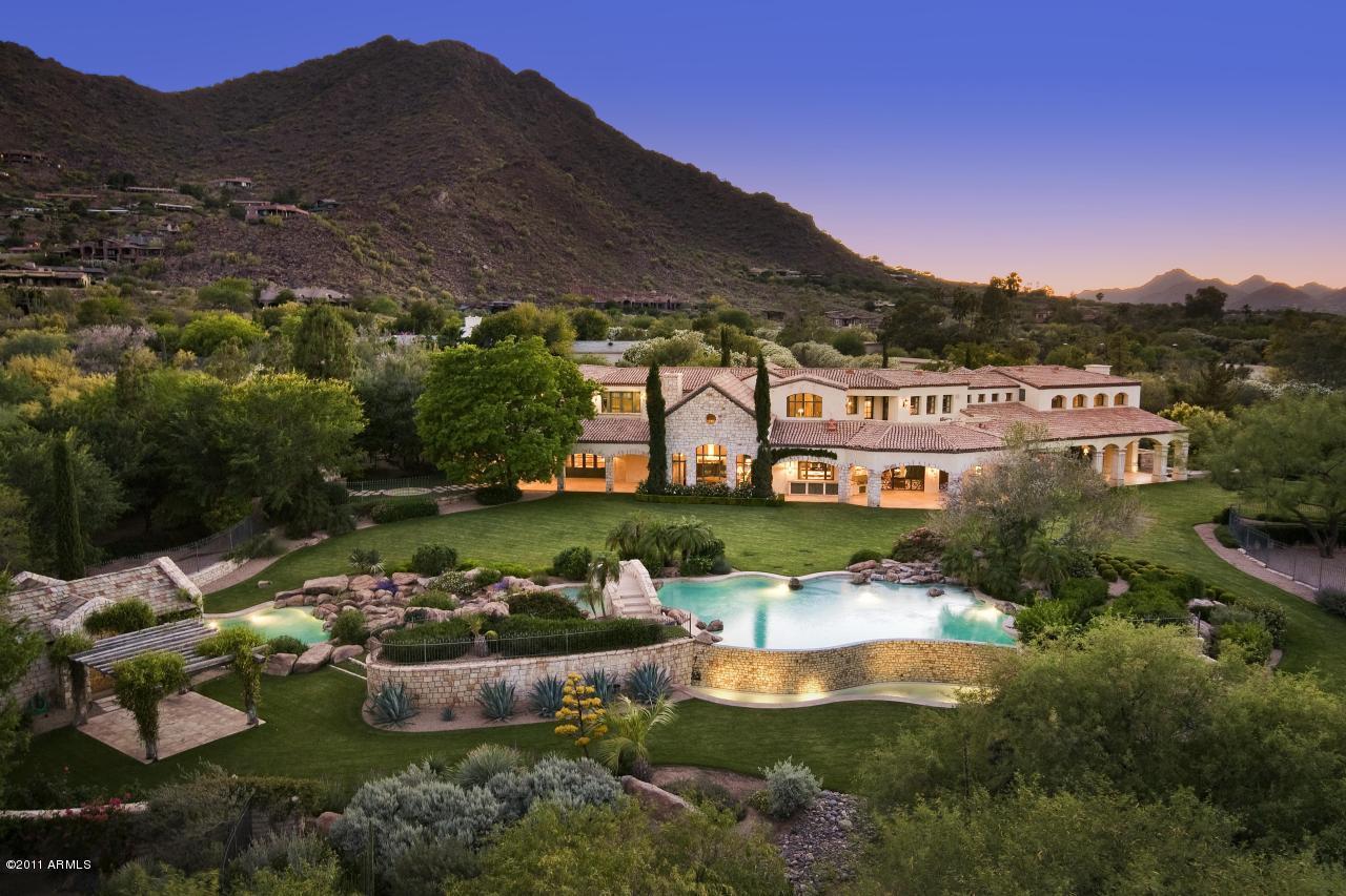 expensive phoenix home estate mansion