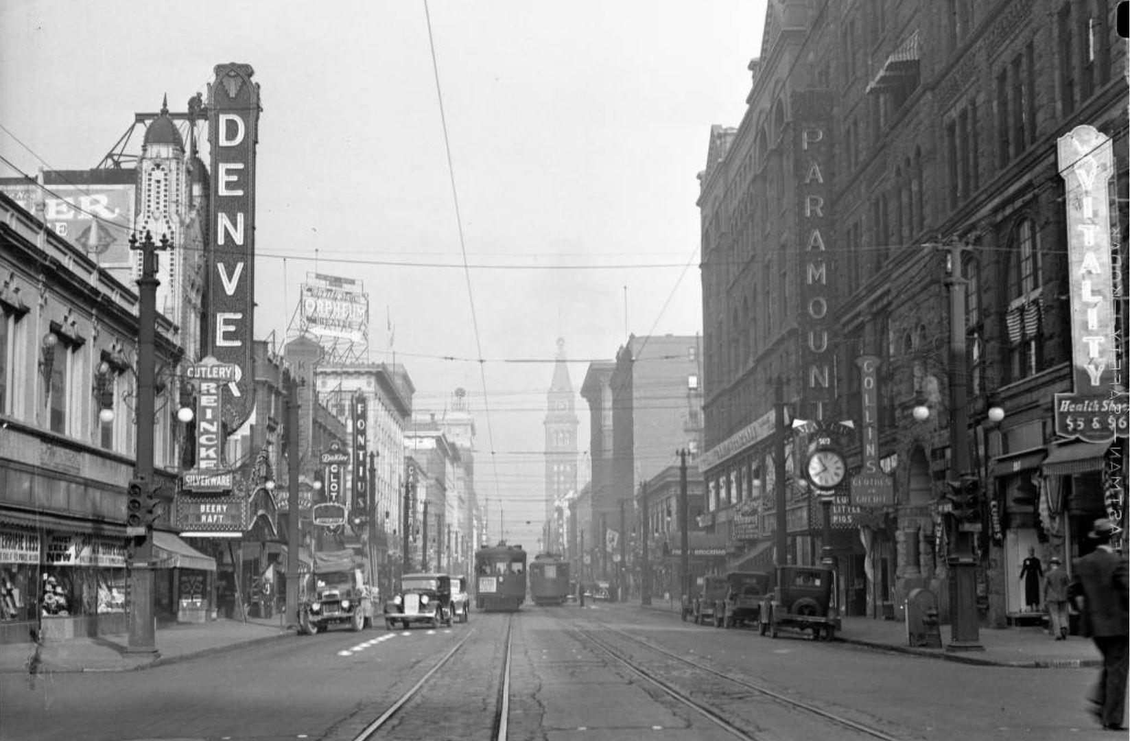 Old Images of Denver