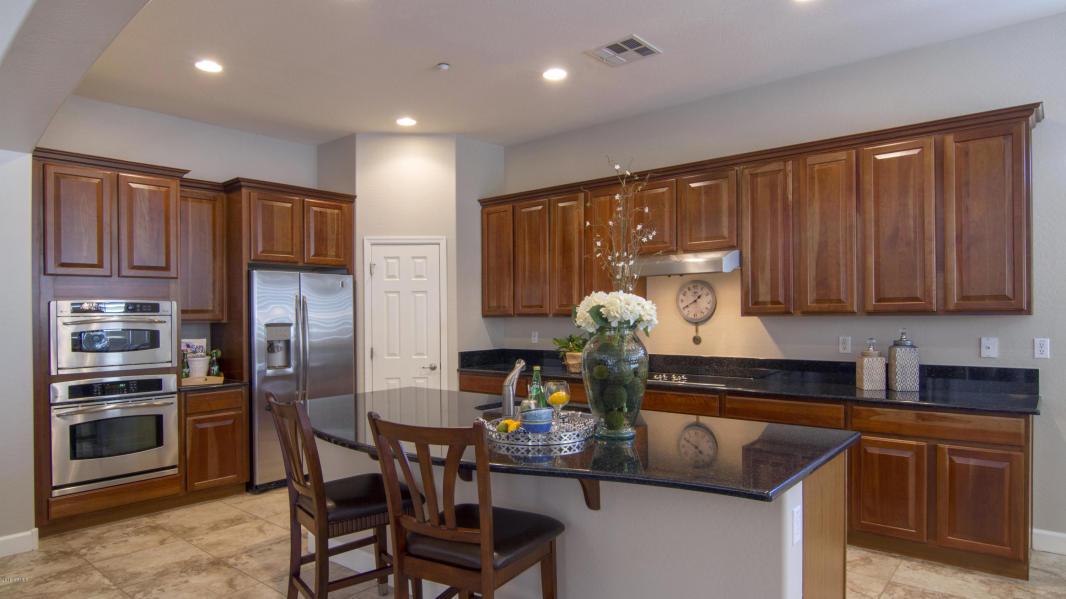 Large open Kitchen floor plan