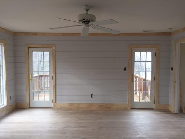Shiplap Siding Interior Using Old Shiplap Garage Interior Siding Will Be Used On The No Joanna