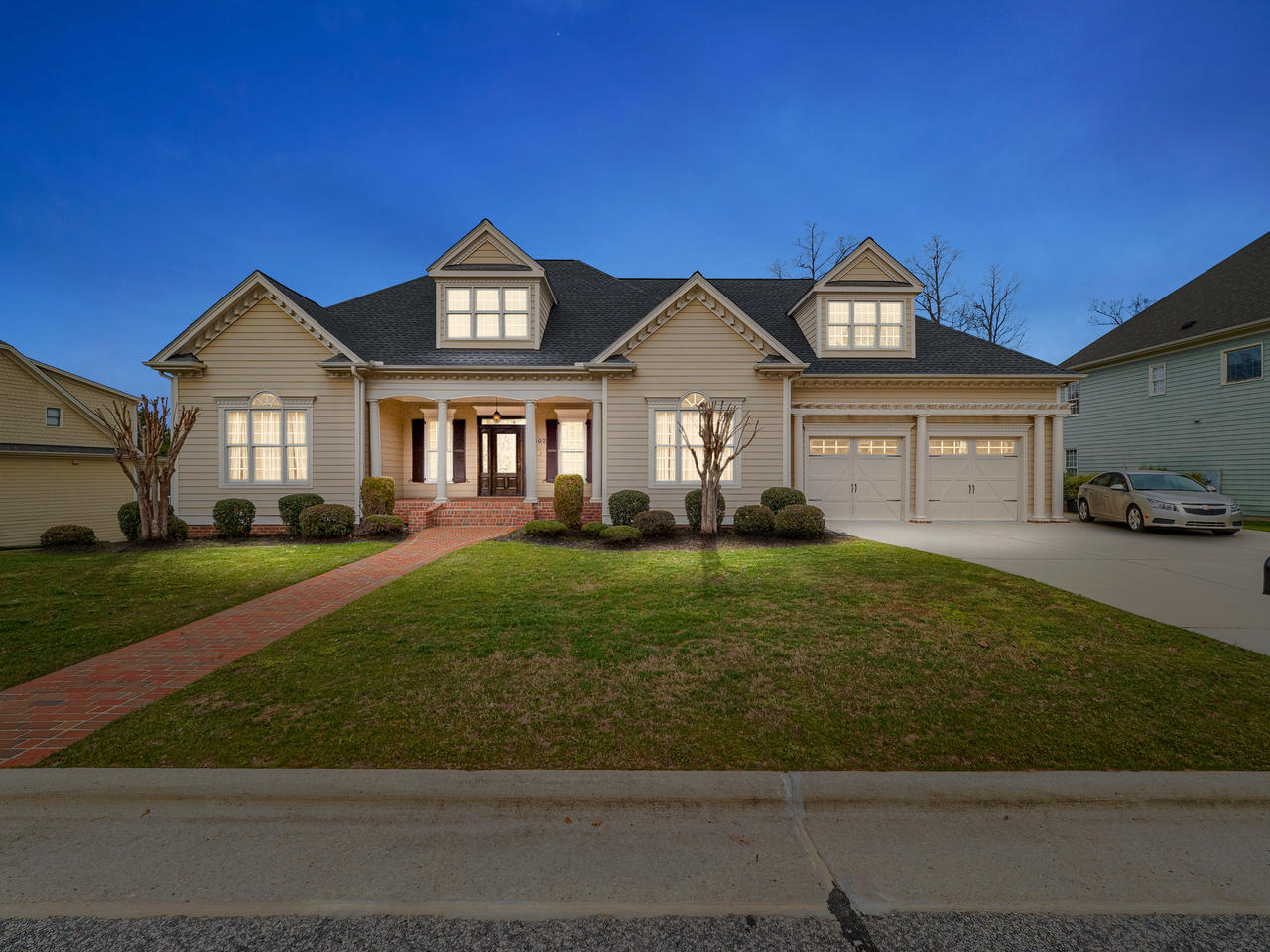 New Construction in Holly Springs