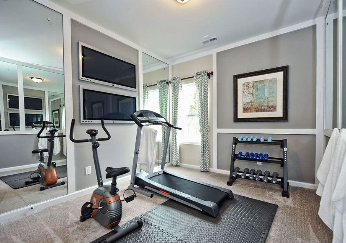 Create A Home Gym Out Of Any Space