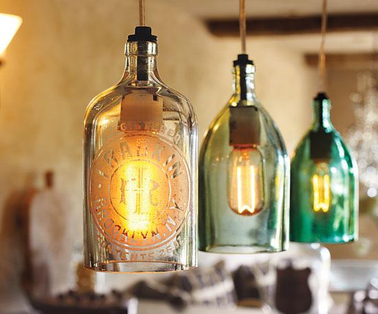 Repurposed Lighting - Lisa Birdsong