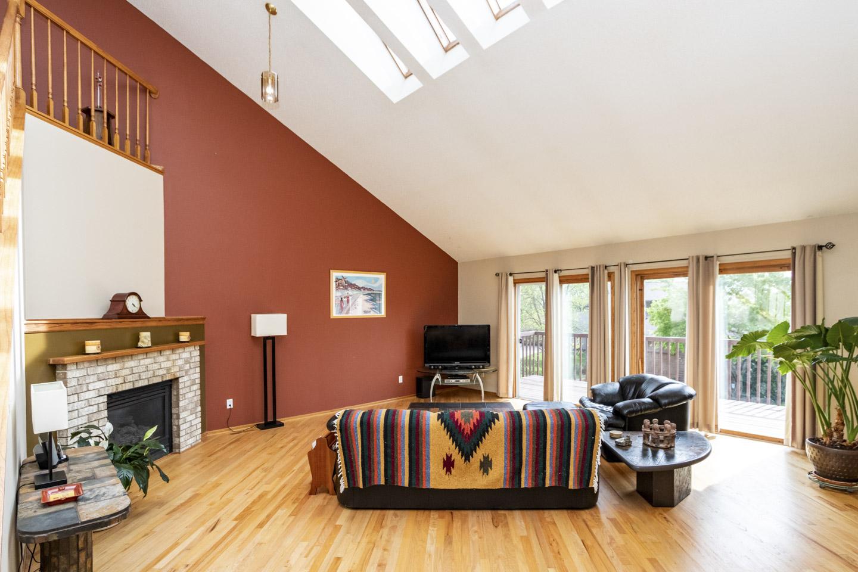 Living room, 1624 Teton Ct NE Rochester, MN 55906