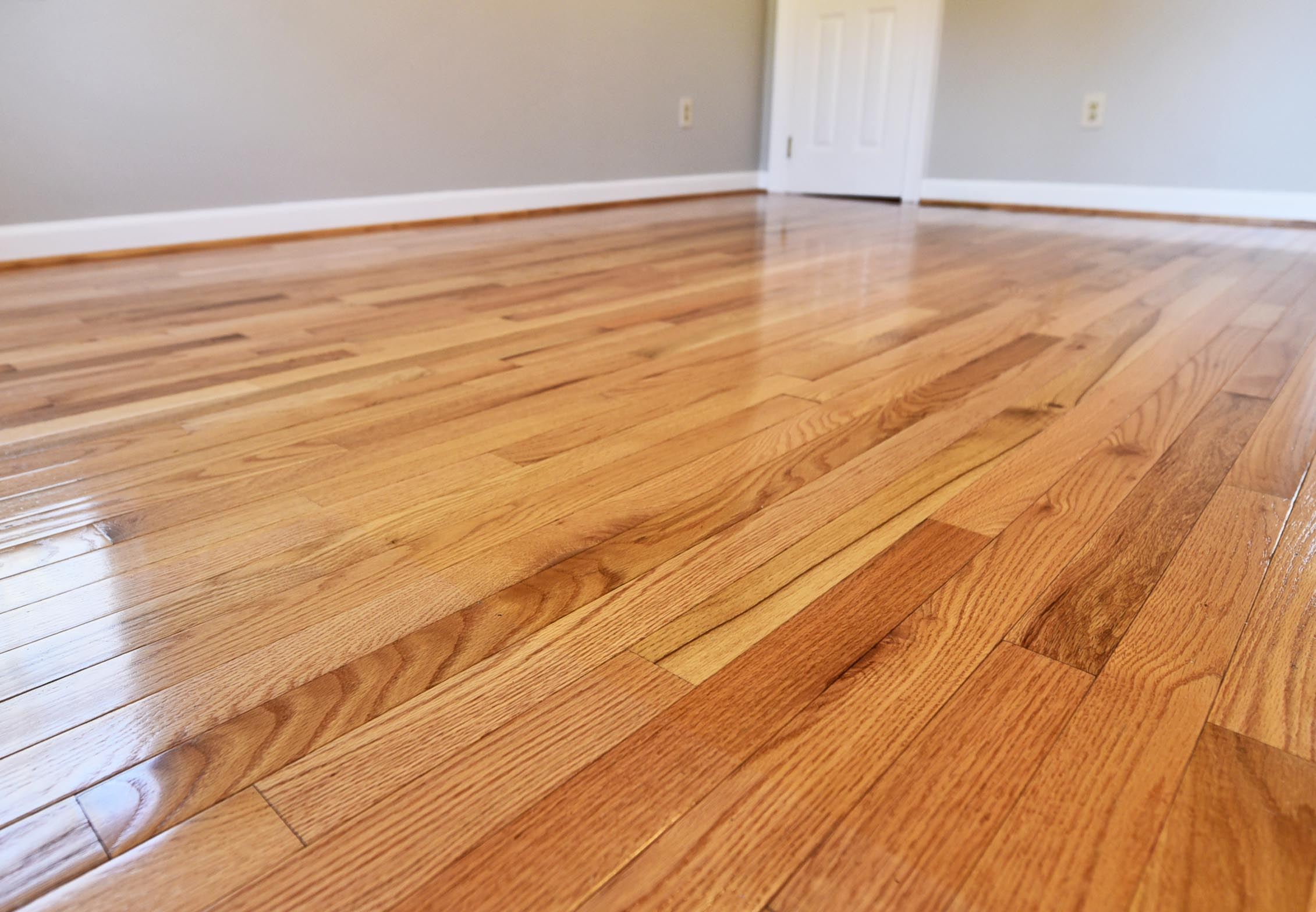 Solid Oak Hardwood Floors