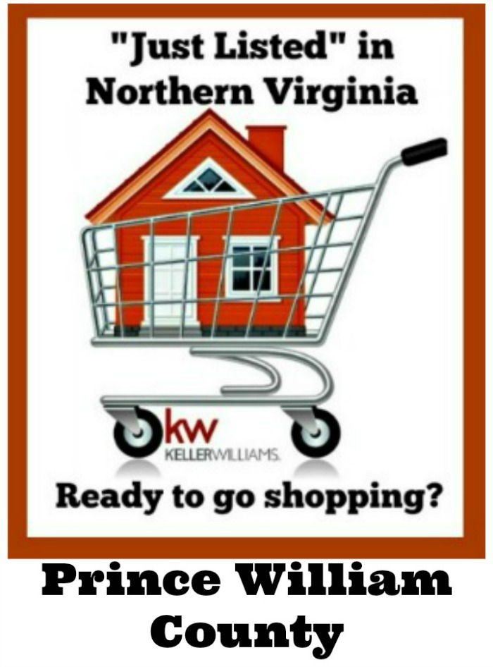 Real Estate Just Listed in Prince William County Virginia
