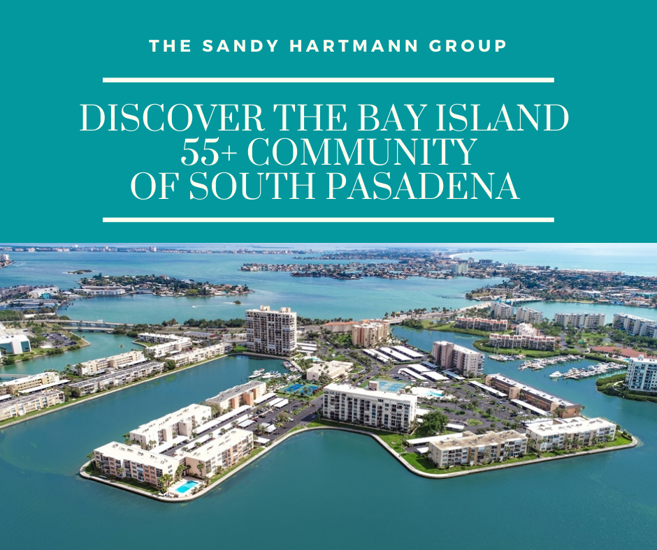 The Bay Island Community of South Pasadena Florida