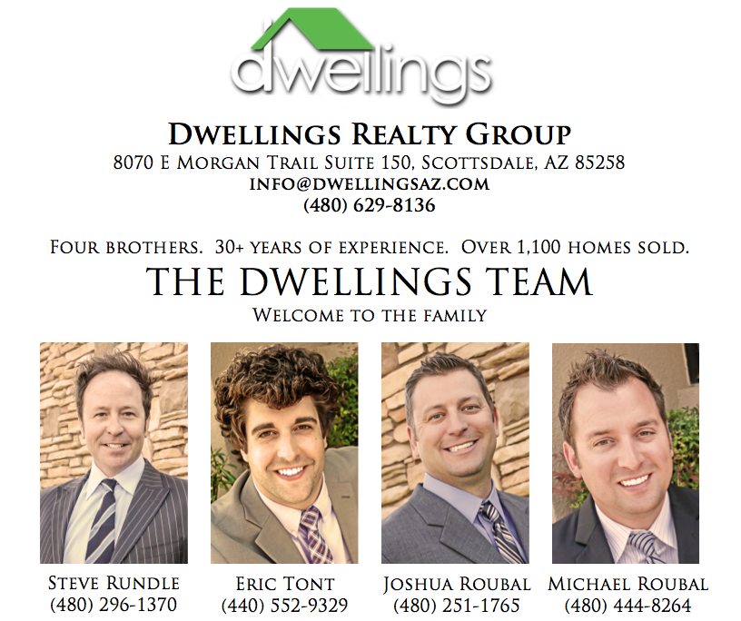 Dwellings Past Sales and Reviews