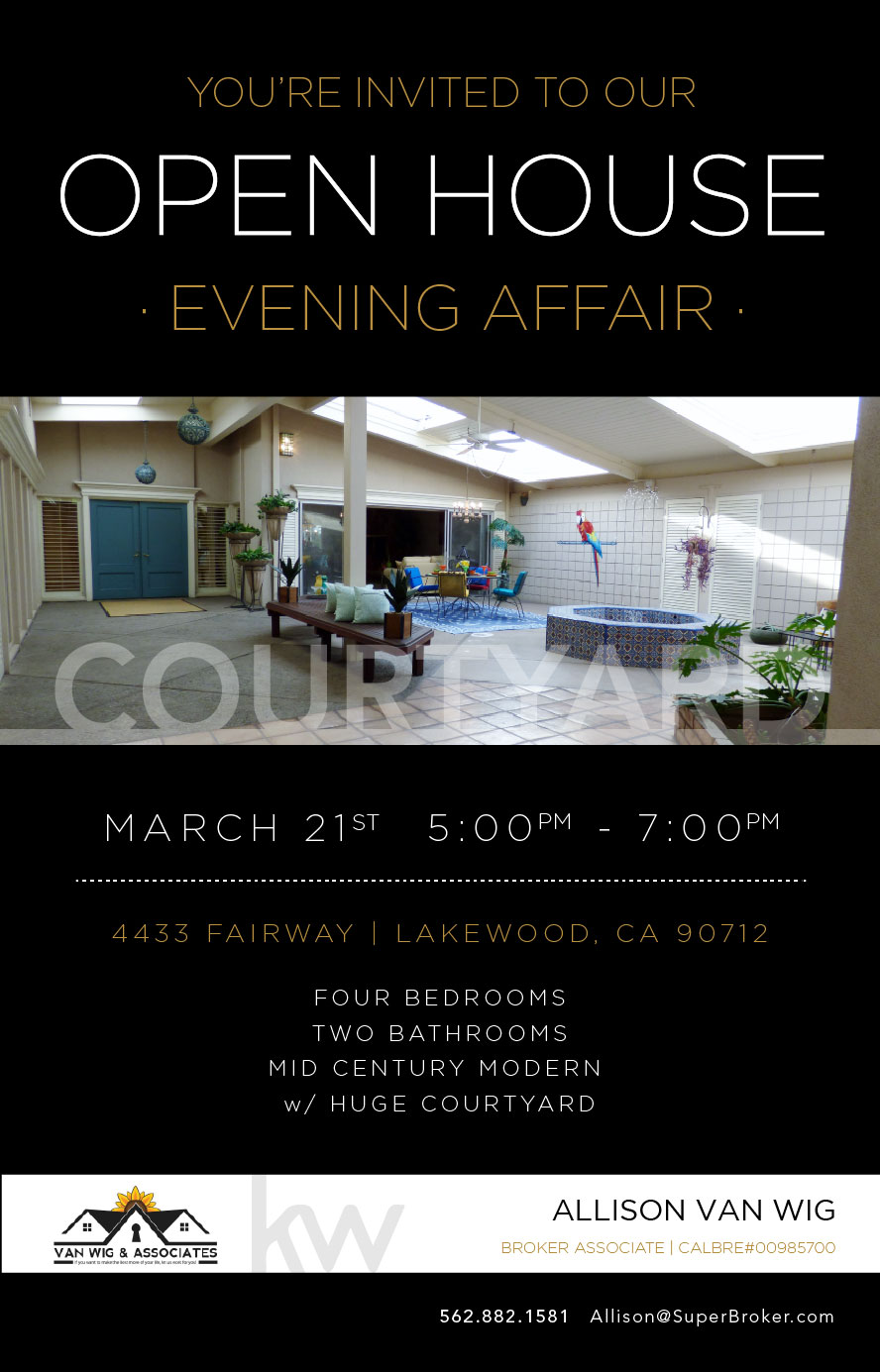 4433 Fairway Open House