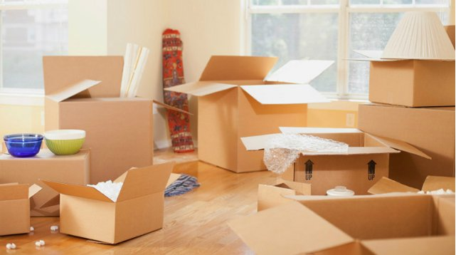 moving boxes, important basics, packing list