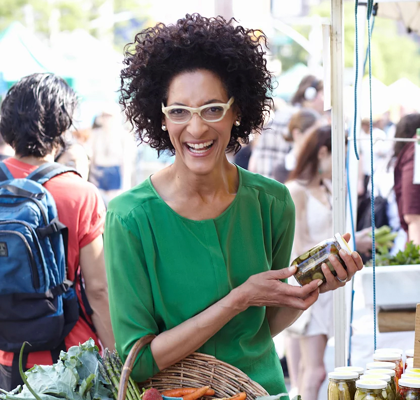 Celebrity Chef Carla Hall Is Coming Home To Nashville