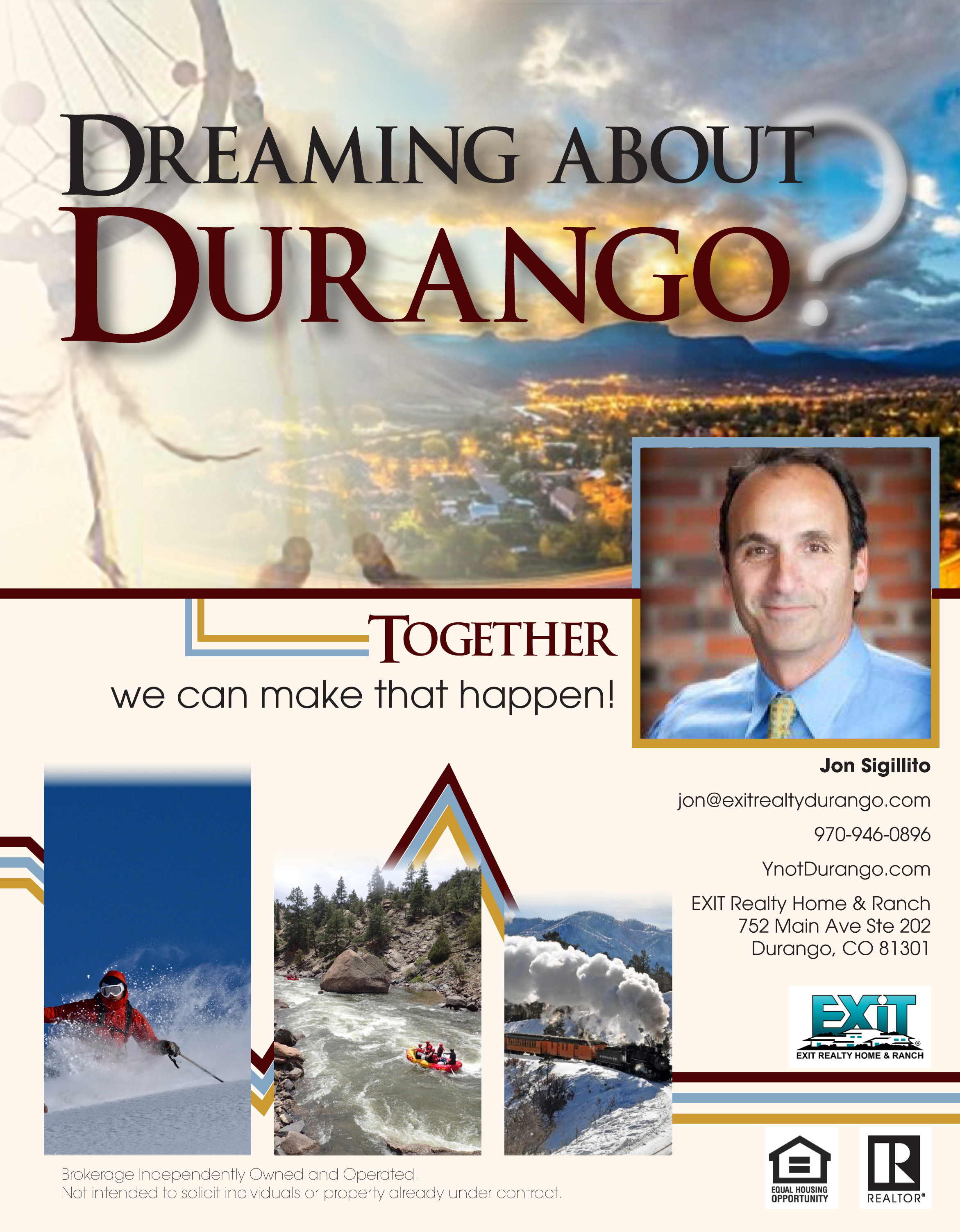 Dreaming About Durango