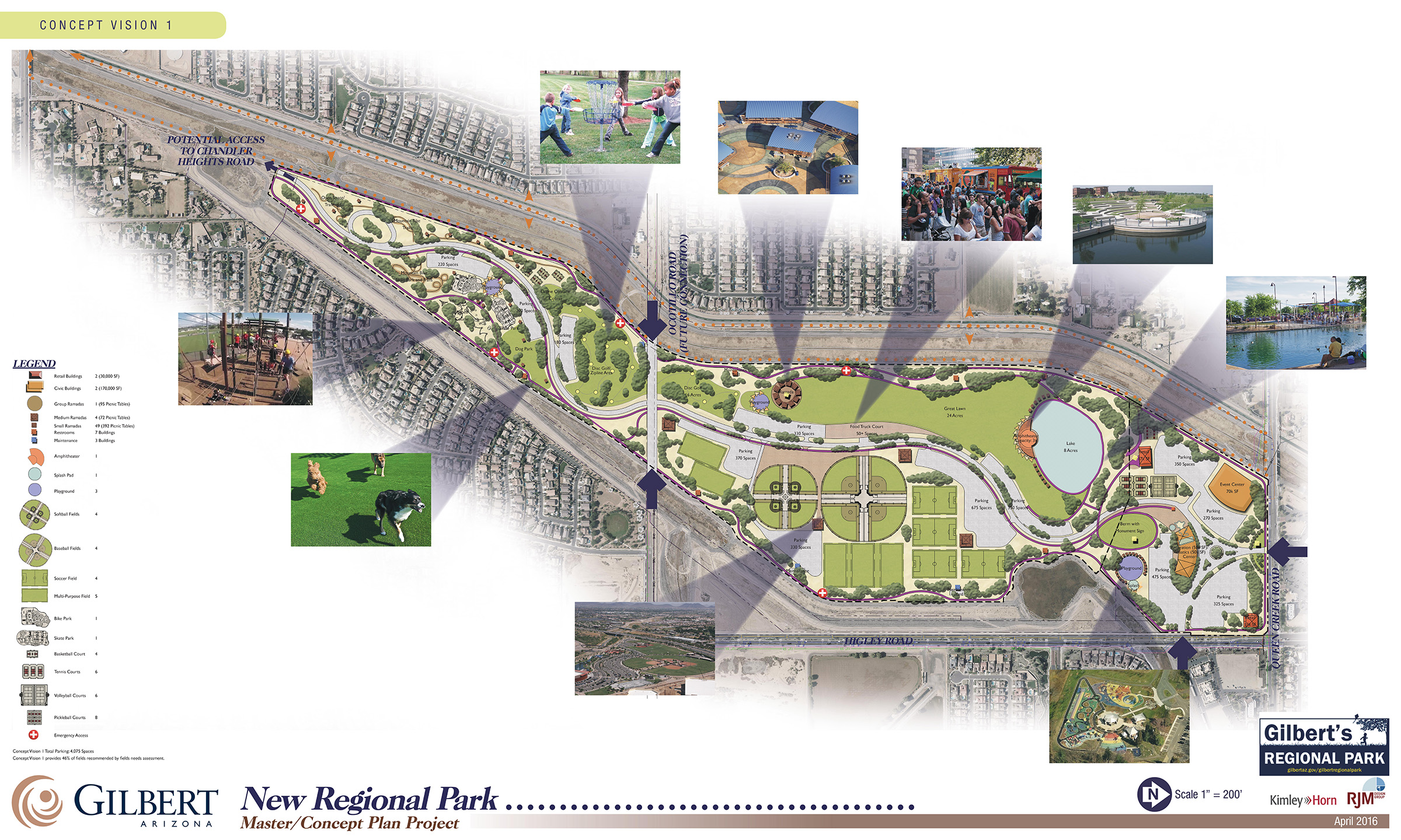 New Regional Park Coming To Gilbert