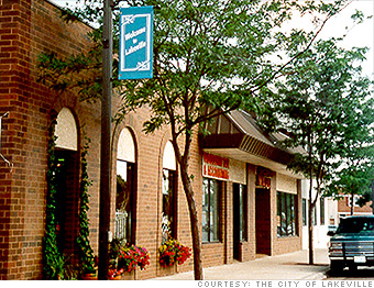 Lakeville, MN homes and market information