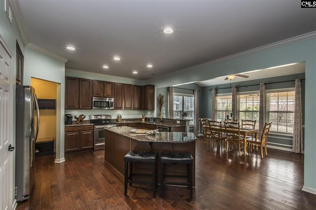 Open Concept Kitchen/Dining