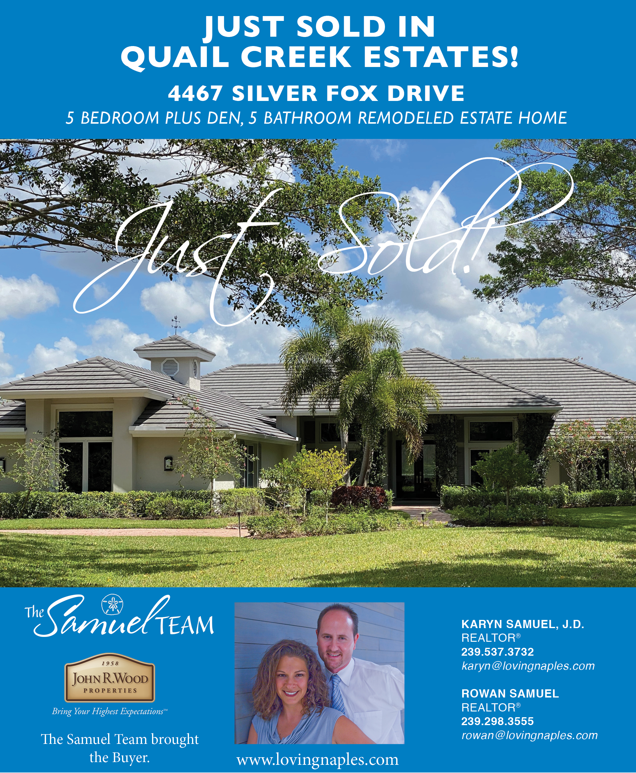 4467 silver fox drive