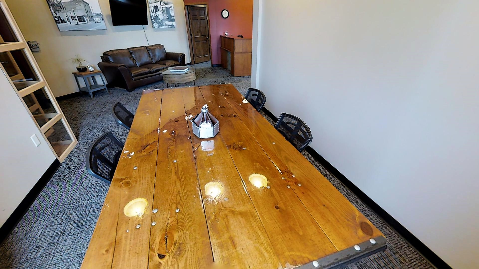 Realty Edge - Conference Table