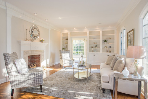 Photo by Bungalow Home Staging & Redesign – More living room photos