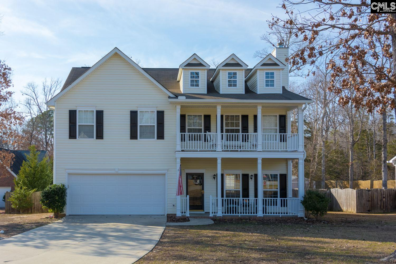 A Classic Southern Home Awaits YOUR Family