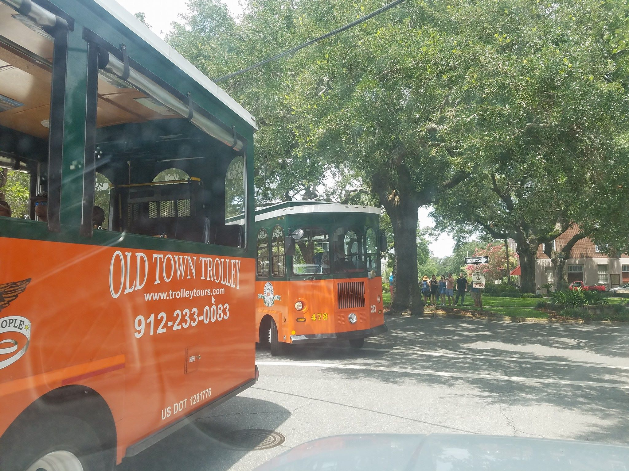 Downtown Tourism Savannah