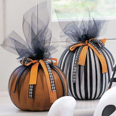 image title - Pumpkin Decorating Ideas