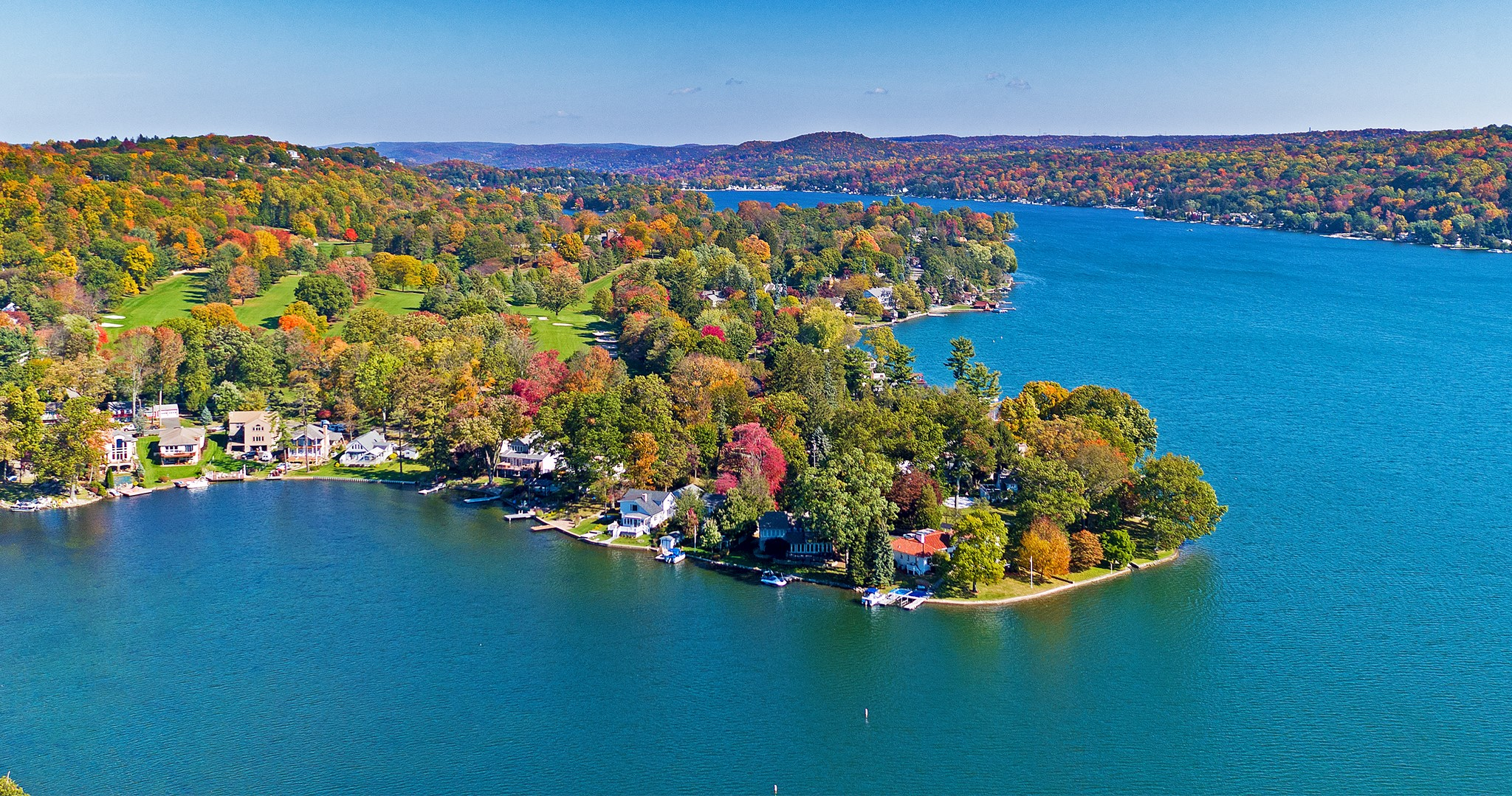 Imagine life on beautiful Lake Mohawk!
