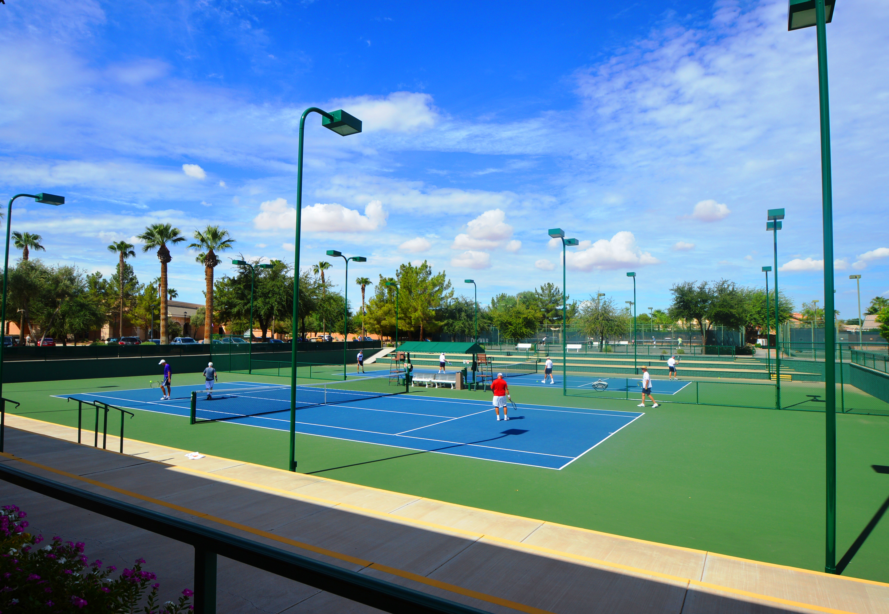 Sun Lakes Oakwood Tennis