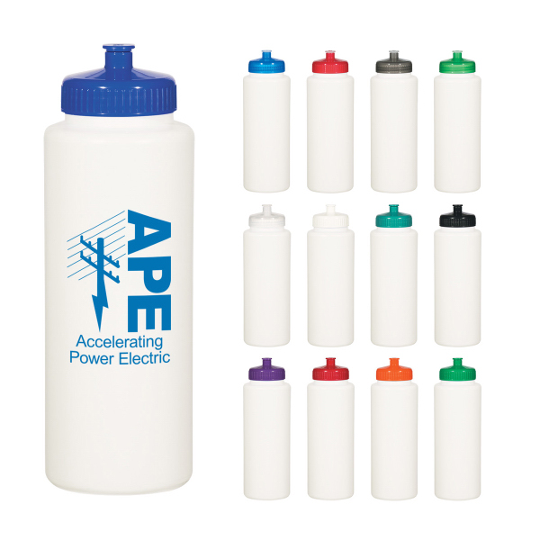 Affordable Water Bottles from www.palmpromotional.com