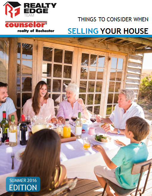 Rochester Realty Edge Summer Sellers Guide