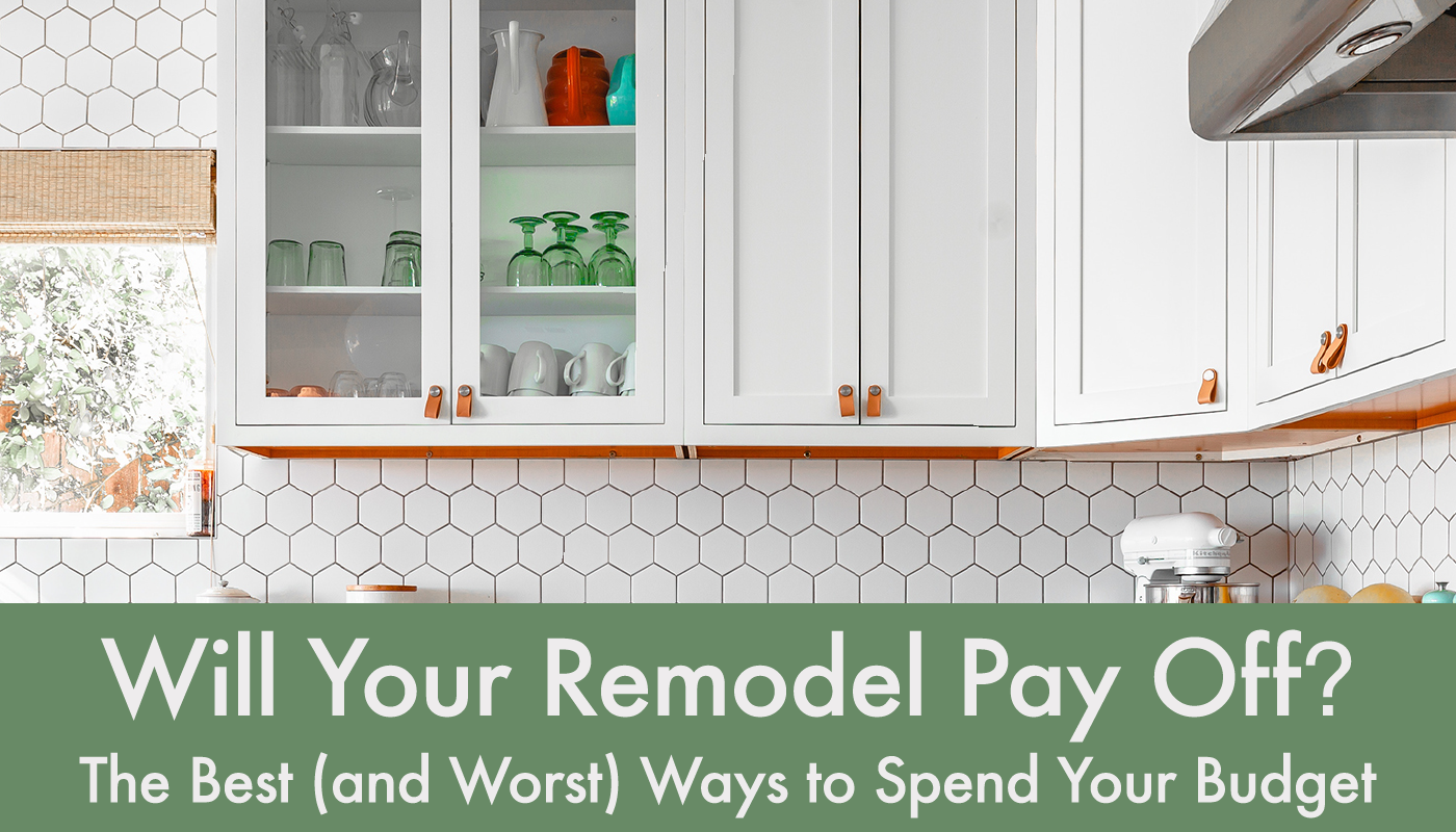 Best remodeling tips by Realtor Kate Smith